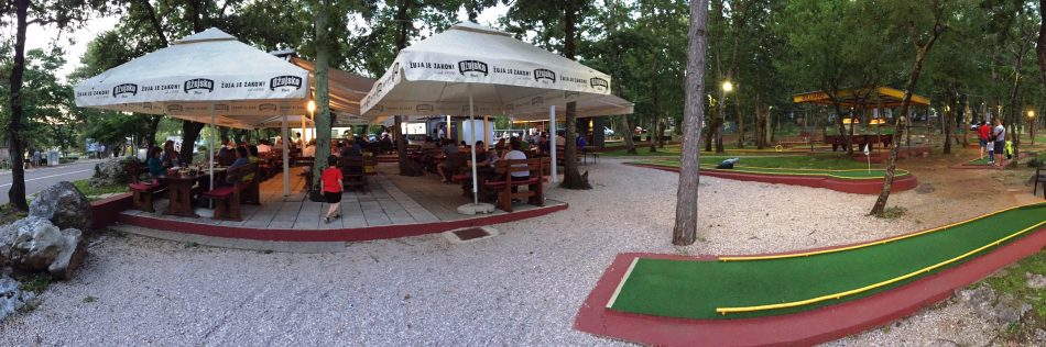 Restaurant Njivice Grill Sport